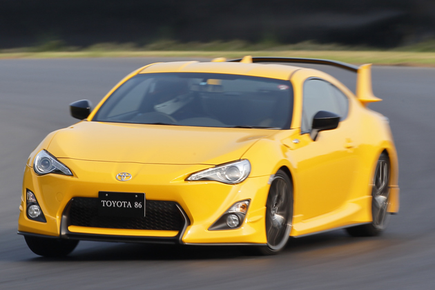 TOYOTA 86 特別仕様車「GT Yellow Limited」/「GT Yellow Limited エアロパッケージ FT」試乗レポート/国沢光宏