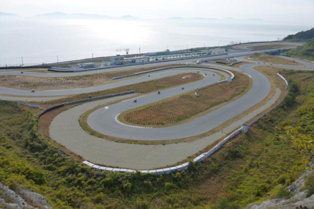 スパ西浦モーターパーク(愛知県)