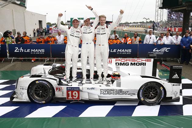 24 Stunden Le Mans LMP1「919 Hybrid」