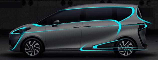 イメージしたのは「筆の運び」/トヨタ 新型「シエンタ」デザイナーインタビュー[後編]トヨタ 郷 武志【DESIGNER'S ROOM】