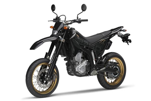 ヤマハ「WR250X」