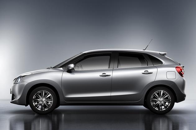 スズキ 新型コンパクトカー「Baleno」