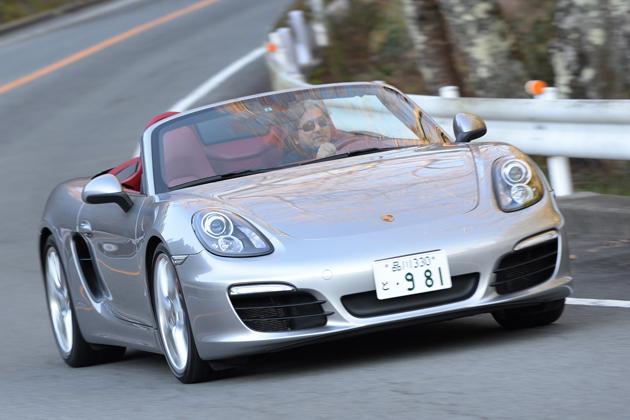 Porsche Boxster S(ボクスターS)