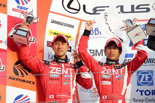【スーパーGT 第4戦】レクサス、ホーム富士での初優勝ならず2位でフィニッシュ