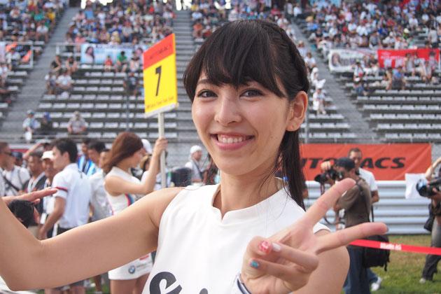 M Power Girls【レースクイーンフォトギャラリー/スーパーGT第4戦】