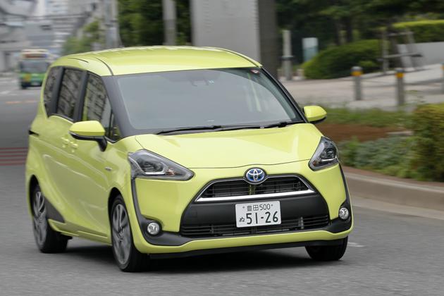 トヨタ 新型シエンタ ハイブリッドG [7人乗り](ボディカラー:エアーイエロー)