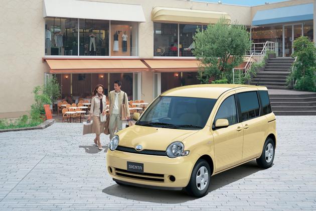 トヨタ「シエンタ」の新型と旧型を比較してみた