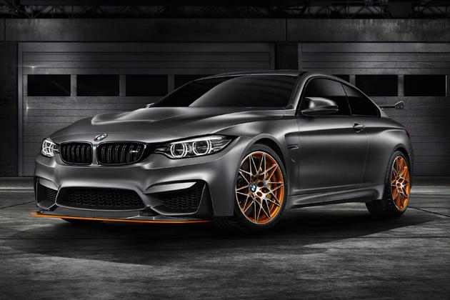 BMW コンセプトM4 GTS