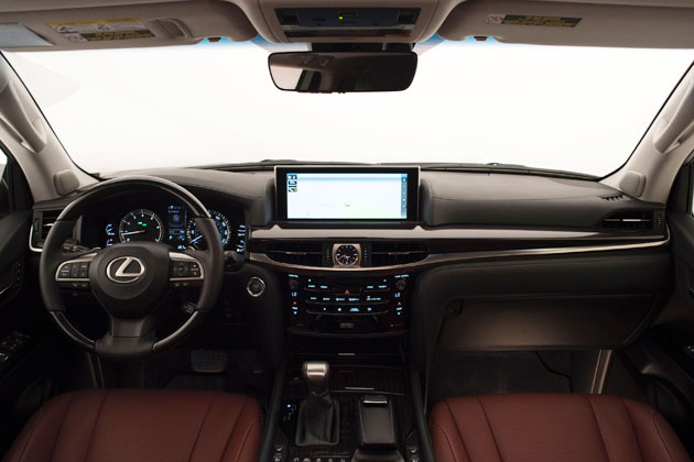 レクサス 新型LX (北米仕様)