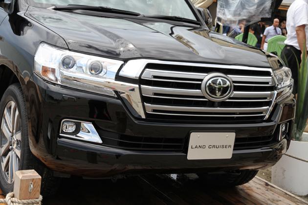 トヨタ「ランクル200」がマイチェンで変えたところと変えなかったところ【発表会レポート】