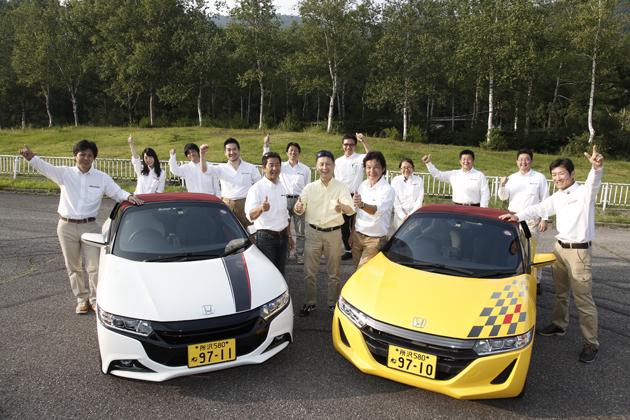 Honda S660「Modulo」(モデューロ) カスタマイズモデル 試乗レポート/桂伸一