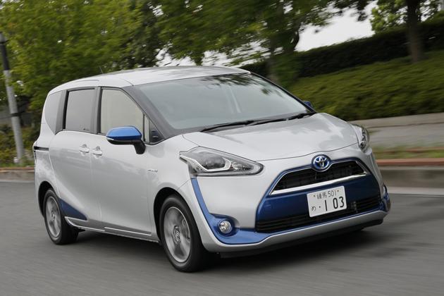 トヨタ 新型 シエンタ・シエンタハイブリッド 試乗レポート/渡辺陽一郎