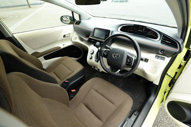 トヨタ 新型シエンタ&シエンタハイブリッド 試乗レポート 1ヶ月で約5万台も受注! 激売れの秘密を徹底分析