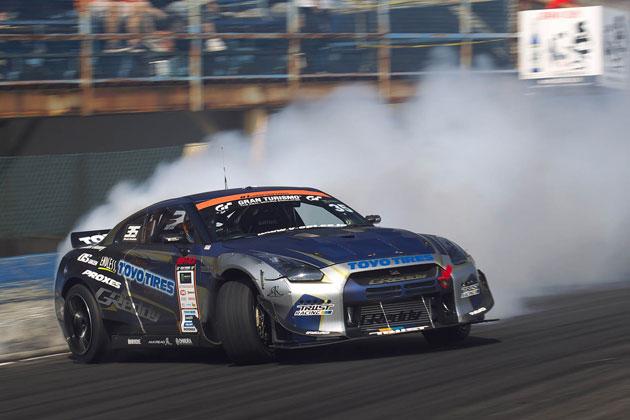 D1グランプリ(2015)第4戦 エビス