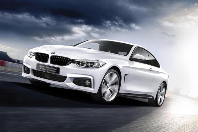 BMW 4シリーズ クーペ「M Sport Style Edge」