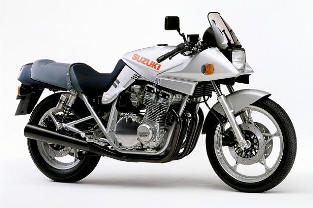 スズキ GSX1100Sカタナ