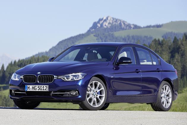 BMW 新型 3シリーズ[2015年8月マイナーチェンジモデル・BMW 340i SPORT]試乗レポート/河口まなぶ