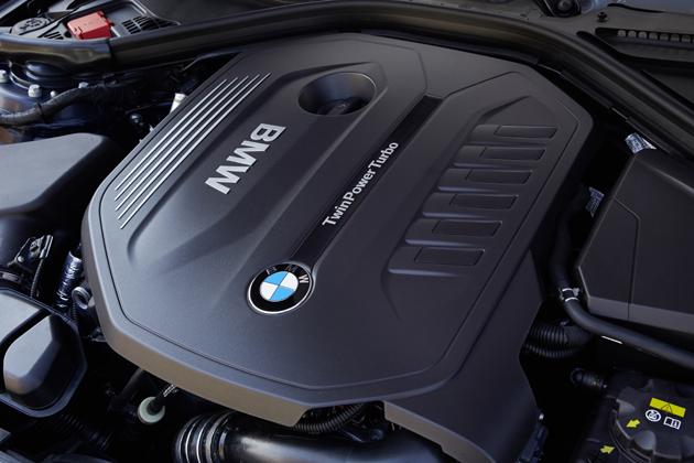 BMW 新型3シリーズ【2015】