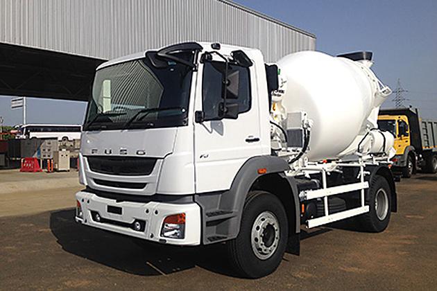 大型トラック「FJ」1523C RMC ミキサー車
