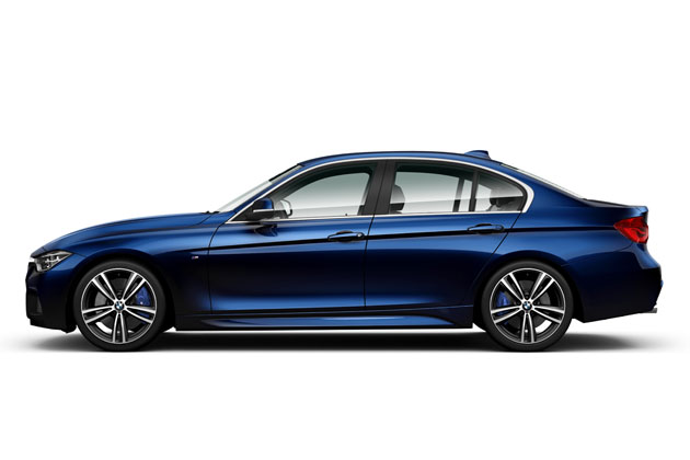 BMW新型3シリーズ セダン 限定モデル「340i 40th Anniversary Edition」