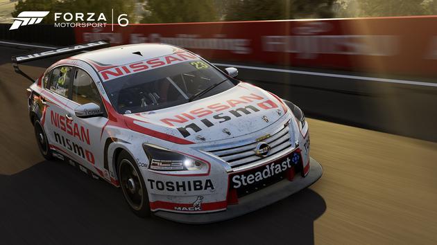#23 Nissan Motorsport Altima