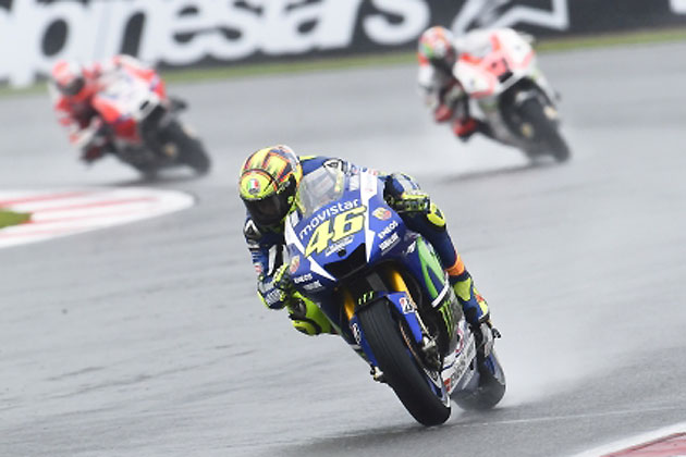 Moto GP 第12戦 Great Britain GP 決勝