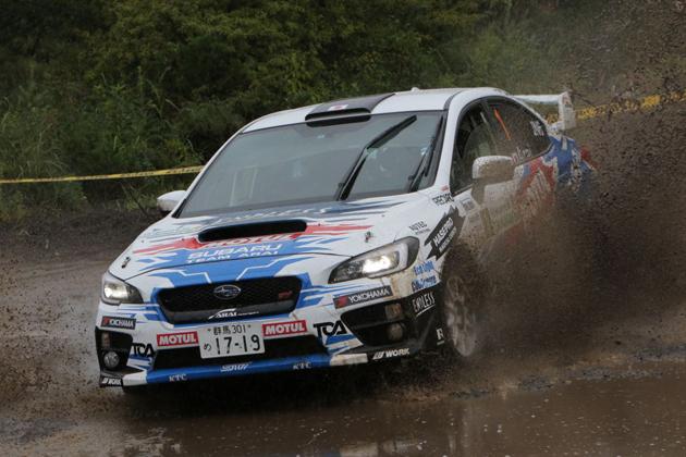SUBARU WRX STI、全日本ラリー選手権第6戦で今期4勝目