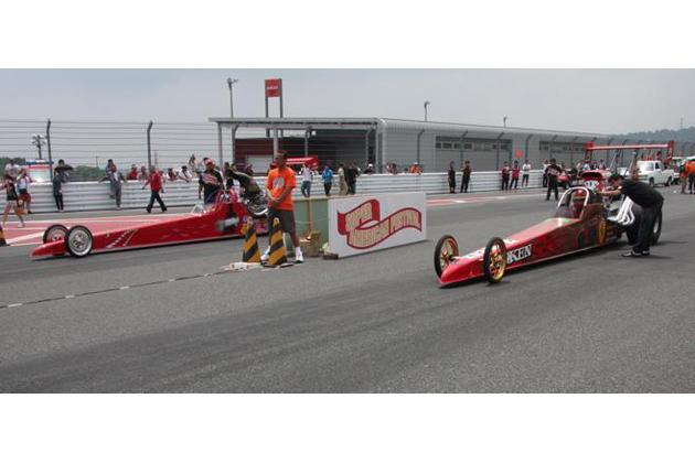 ドラッグレース、アメ車、ハーレーの祭典!「Super American Festival 2015 Vol.23」in 富士スピードウェイ