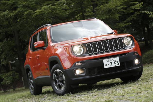 """安くても""""Jeep""""輸入車で最も安価な4駆SUVが登場!「ジープ レネゲード」[詳細解説]"""