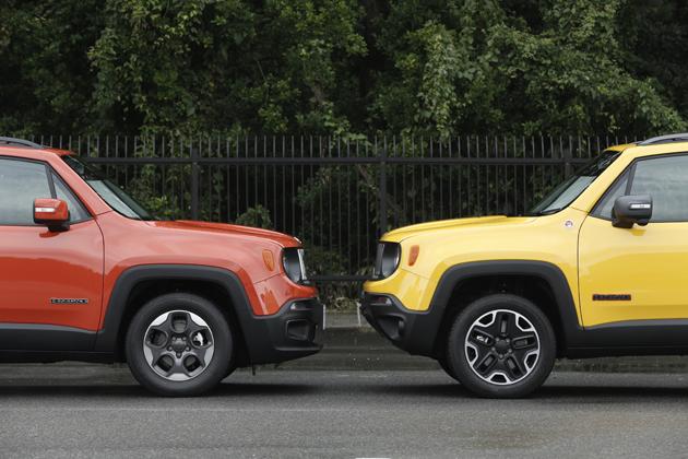 新型コンパクトSUV「Jeep Renegade(ジープ レネゲード)」国内初・速攻試乗レポート