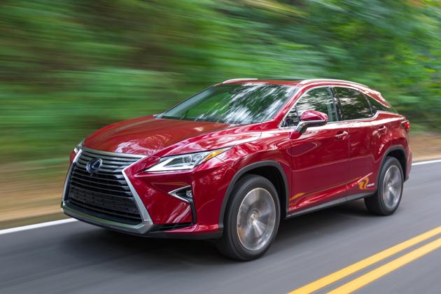 レクサス新型RX(4代目)速攻試乗!レクサスの売れっ子SUVがFMCで居住性アップ