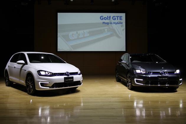 ついにVW ゴルフにもPHVが!本格的なPHV時代の幕開けか