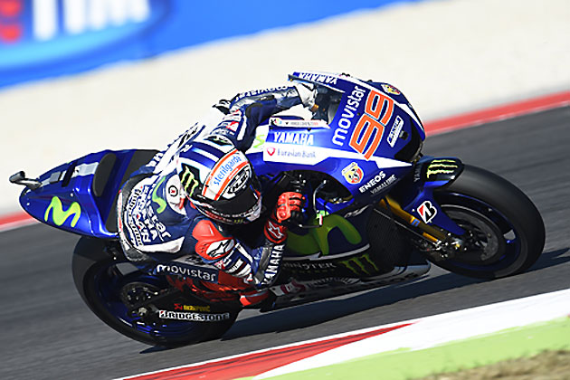 MotoGP #99 ホルヘ・ロレンソ/第13戦 サンマリノGP