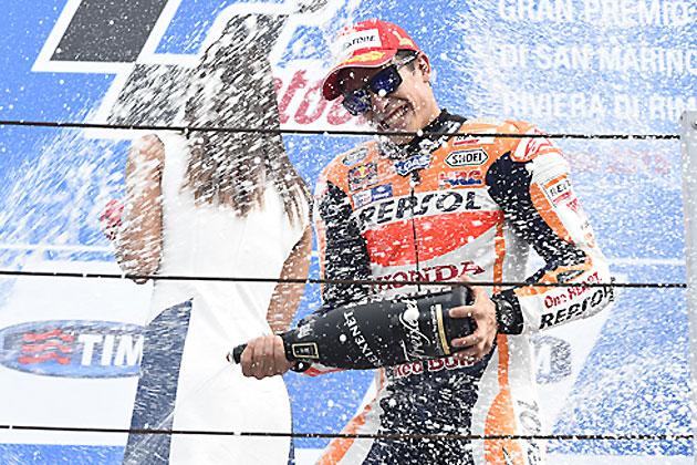 #93 マルク・マルケス/MotoGP 第13戦 サンマリノGP