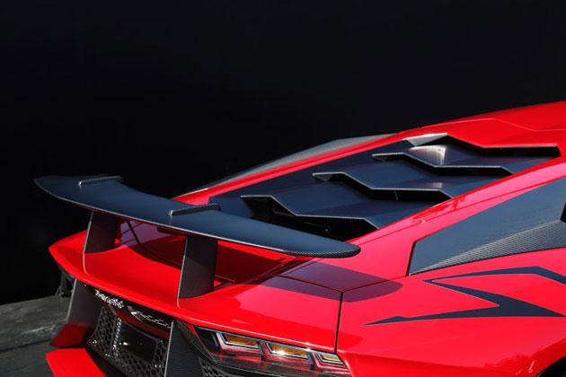 ランボルギーニ「アヴェンタドール LP 750-4 スーパーヴェローチェ」シリーズ