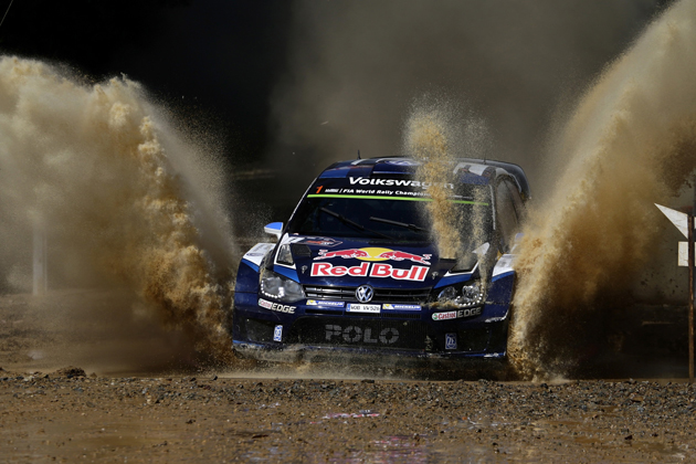 VW、世界ラリー選手権で3年連続のワールドチャンピオンを確定