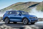 VW、新型ティグアンを世界初公開「GTE」はソーラー発電機能を搭載【フランクフルトショー】