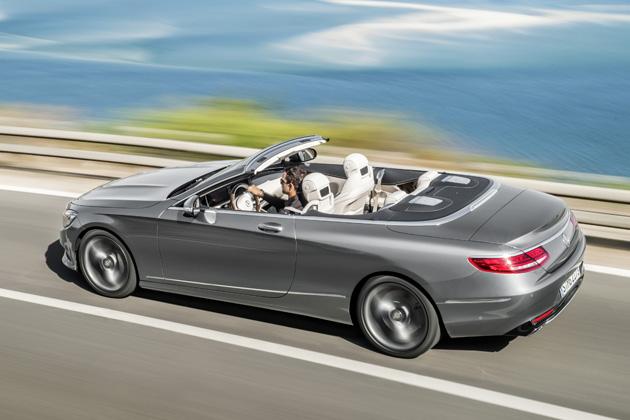 Mercedes-Benz S-Class Cabriolet/S 500