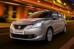 スズキ、新型コンパクトカー「Baleno(バレーノ)」を発表【フランクフルトショー2015】