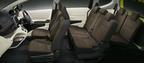 トヨタ 新型シエンタ HYBRID G (7人乗り)〈オプション装着車〉 内装色:フロマージュ×ダークブラウン