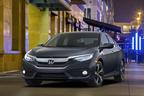 ホンダ、北米向け新型「Civic セダン」を発表