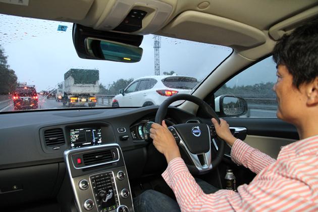 【燃費】ボルボ ディーゼルで挑む!鹿児島→東京1300km 無給油エコラン[Vol.1/前編]