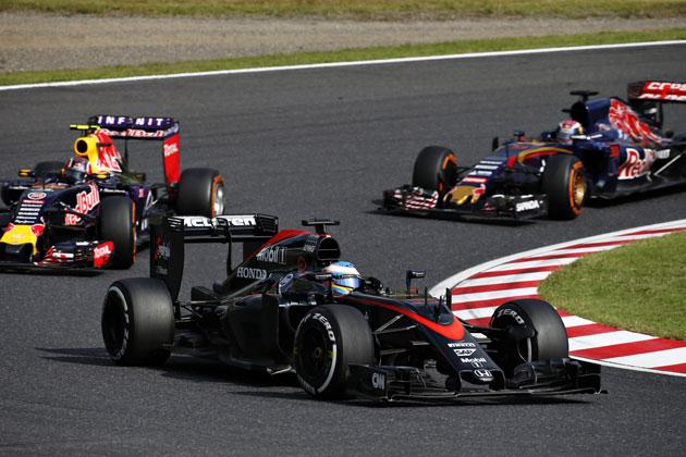 F1日本グランプリ2015