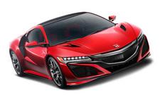 待ちに待った!ホンダ 新型NSXと新型シビックタイプRが、いよいよ日本初公開!【東京モーターショー2015】