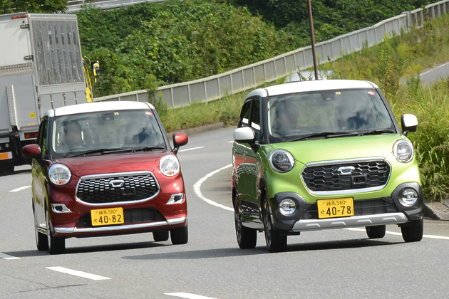 【速攻試乗】ダイハツ 新型軽自動車「CAST」[キャスト アクティバ/キャスト スタイル]試乗レポート/渡辺陽一郎