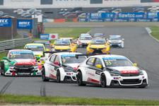「WTCC(世界ツーリングカー選手権) 第9戦 レース・オブ・ジャパン(ツインリンクもてぎ)」レポート
