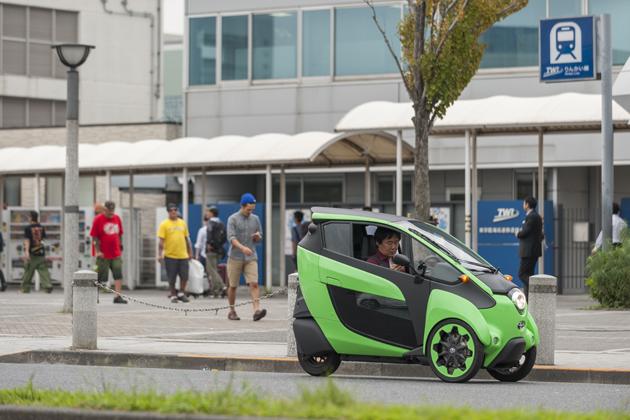 [公道試乗]2020年を先取り/超小型3輪EV「トヨタ i-Road」と過ごした1ヶ月