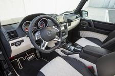 メルセデス・ベンツ 新型 Gクラス「メルセデスAMG G63」[2016年モデル]海外試乗レポート/小沢コージ
