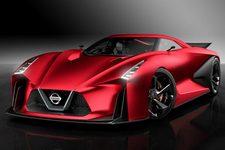 ゲームの世界から飛び出した「ニッサン コンセプト 2020 ビジョン グランツーリスモ」が登場【東京モーターショー2015】