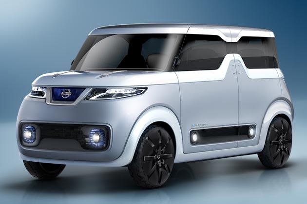 日産、未来型EV「テアトロ for デイズ」を世... 日産、未来型EV「テアトロ for デイ